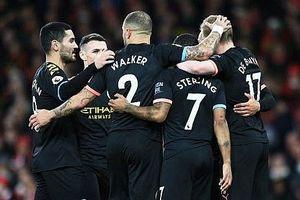 Đè bẹp Arsenal, Man City thắng tưng bừng ngay trên sân khách