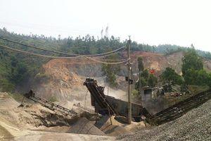 Phú Yên: Tổng lực nâng cao hiệu quả quản lý khoáng sản