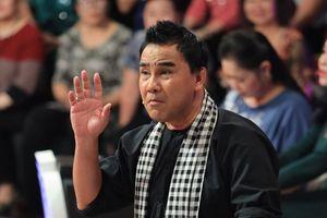 MC Quyền Linh kể nhiều lần bị 'chết hụt' khi đóng phim