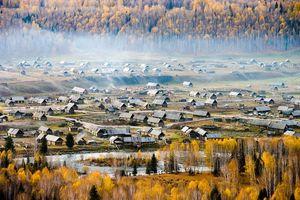 Xiêu lòng với những thị trấn Trung Quốc đẹp mộng mơ như tiên cảnh trên mặt đất