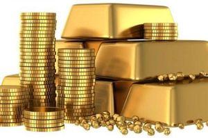 Giá vàng biến động nhẹ phiên đầu tuần
