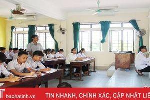 572 học sinh Hà Tĩnh đạt danh hiệu học sinh giỏi tỉnh lớp 12