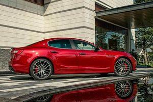 Bảng giá xe Maserati tháng 12/2019: Ưu đãi cực 'khủng'
