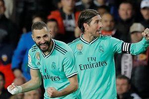 Valencia 1-1 Real Madrid: Phút bù giờ nghiệt ngã