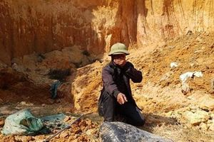 Chân dung giám đốc môi trường chôn trộm chất thải nguy hại