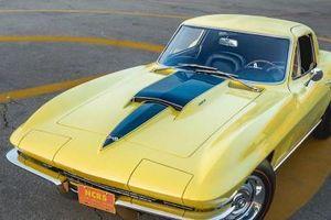 'Soi' chiếc ô tô Chevrolet Corvette 1967 hàng hiếm siêu 'độc' trị giá gần 100 tỷ