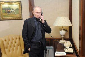 Tổng thống Nga - Pháp điện đàm, hợp tác chống khủng bố