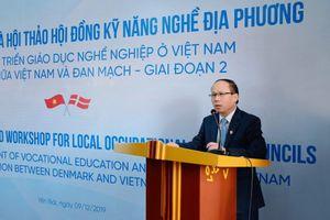 Những đổi mới trong hợp tác phát triển GDNN Việt Nam - Đan Mạch