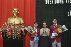Quảng Bình: Khen thưởng VĐV giành huy chương tại SEA Games 30