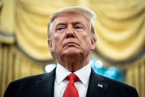 Tỷ lệ ủng hộ Tổng thống Mỹ tăng cao