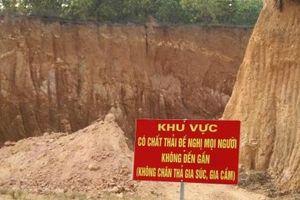 Các cơ quan chức năng huyện Sóc Sơn chậm trễ trong vụ việc chôn trộm chất thải nguy hại?