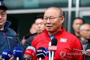 HLV Park Hang-seo tự tin Việt Nam có 6, 7 cầu thủ có tố chất giống Son Heung-min