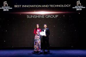 Sunshine Group giành giải thưởng nhà phát triển bất động sản 4.0