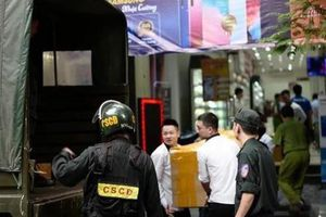 Hà Nội cung cấp tài liệu vụ Nhật Cường cho Bộ Công an