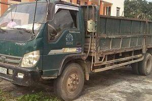 Quảng Nam: Tìm ra xe tải tông chết người rồi bỏ chạy