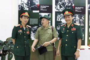 Bộ đội Trường Sơn đã chuyển tải sức mạnh của cả dân tộc