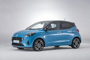 Hyundai i10 2020 có giá từ 382 triệu đồng