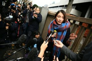 Nữ nhà báo thắng vụ kiện hiếp dâm gây chú ý nhất tại Nhật Bản