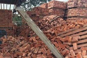 Tai nạn tại nhà máy gạch, nhiều người chết và bị thương