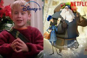 10 tựa phim Giáng Sinh ngọt ngào cảm động vừa có mặt trên Disney+, Netflix,…