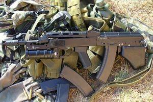Mổ xẻ khẩu súng 'AK Heo Rừng' gây nhiều kinh ngạc của Ukraine