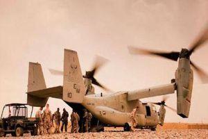 Mỹ quên nâng cấp lọc gió cho V-22 Osprey