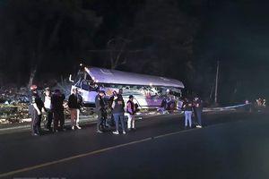 Tai nạn giao thông thảm khốc tại Guatemala, hàng chục người thiệt mạng