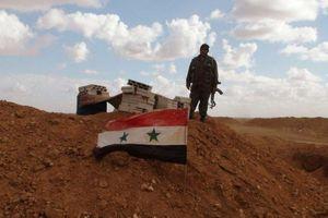 IS tấn công quân đội Syria gần mỏ dầu ở tỉnh Homs