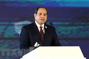 Tổng thống Ai Cập thay đổi một số vị trí bộ trưởng trong chính phủ