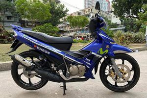 Yamaha Z125R - xe máy 2 thì 125 phân khối giá hơn 200 triệu