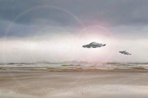 Vén màn bí ẩn cuộc chạm trán với UFO của phi công Mỹ