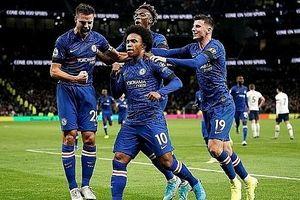 Nhờ VAR, Chelsea đánh bại Tottenham ở trận derby London