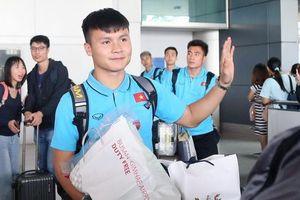 U23 Việt Nam kết thúc tập huấn, Thày Park ở lại Hàn Quốc đón Noel