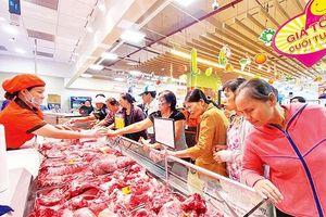 Nhiều giải pháp bảo đảm nguồn cung cấp thịt heo