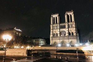 Nhà thờ Đức Bà Paris năm nay không có lễ Giáng sinh