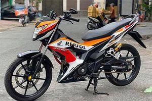 Honda Sonic 150 độ 65+4 đẹp hơn Suzuki Raider, giá 100 triệu ăn đứt Yamaha Exciter 2019