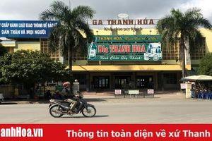 Ga Thanh Hóa triển khai phương án phục vụ hành khách dịp Tết Canh Tý