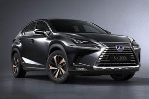 Top 10 xe hybrid cỡ nhỏ tốt nhất thế giới: Lexus NX góp mặt