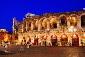 Thành phố lịch sử Verona