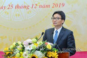 Chủ tịch Quốc hội Nguyễn Thị Kim Ngân dự Hội nghị triển khai nhiệm vụ Lao động, người có công và Xã hội năm 2020