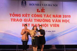 Giải Thành tựu trọn đời cho nhà văn Lê Minh Khuê
