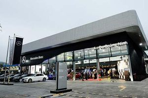 Quảng Ninh có đại lý Mercedes-Benz đầu tiên đạt chuẩn MAR 2020