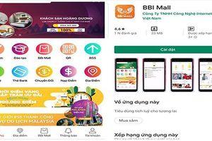 BBI Mall kỳ vọng là ứng dụng mua sắm thông minh hàng đầu