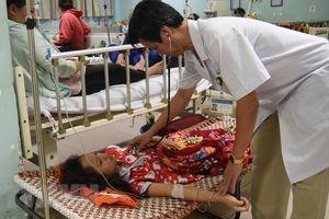 Gia tăng bệnh nhân nhập viện do xuất huyết tiêu hóa ở Đồng Nai