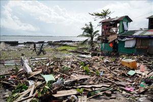Bão Phanfone gây thiệt hại lớn về người và tài sản tại Philippines
