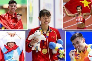 Ánh Viên bị cạnh tranh quyết liệt danh hiệu 'VĐV tiêu biểu 2019'