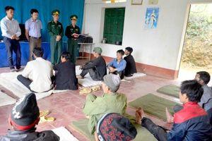 Điểm sáng trong tuyên truyền vận động người cai nghiện trên biên giới Lai Châu