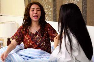 Lỡ lên giường với trai lạ, Tam Triều Dâng bị Thu Trang mắng té tát