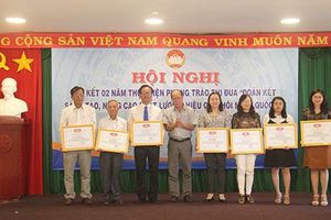 Bình Thuận: Sơ kết 2 năm phong trào thi đua 'Đoàn kết sáng tạo' giai đoạn 2017-2020