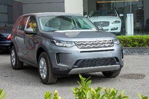 Xe Land Rover Discovery Sport S 2020 chính hãng 2,8 tỷ đồng